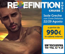 Redefinition Gay Cruise 2020