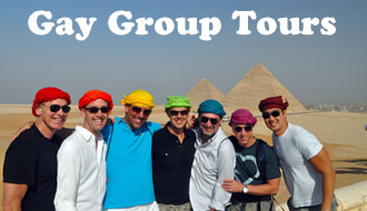 Gay Group Tours