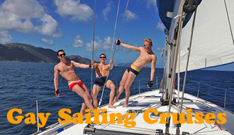 Gay Sailing Cruises