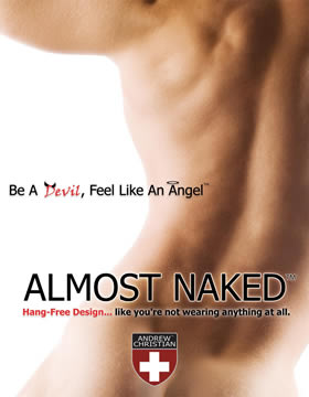 Andrew Christian - Almost Naked