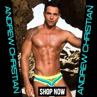 Andrew Christian gay fashion