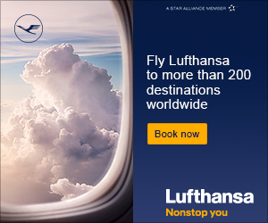 Fly to Berlin with Lufthansa