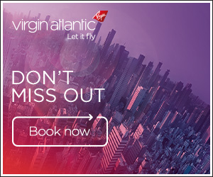 Fly to Mumbai with Virgin Atlantic