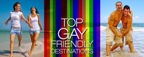 Sunshine - Top Gay Friendly Destinations