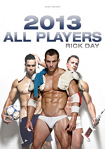 All Players: Rick Day 2013 Calendar