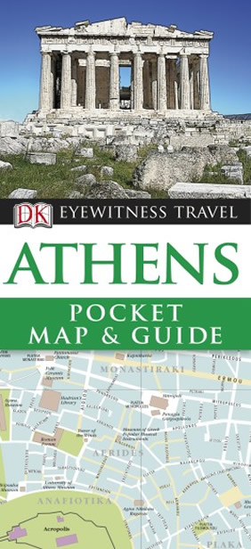 DK Athens Pocket map & guide