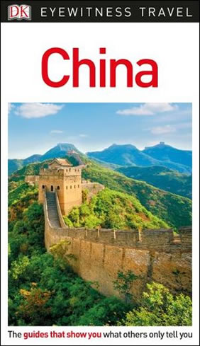 DK Eyewitness Travel Guide China