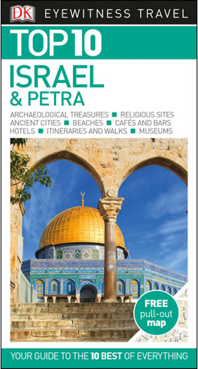 Israel DK Eyewitness Top 10 Travel Guide