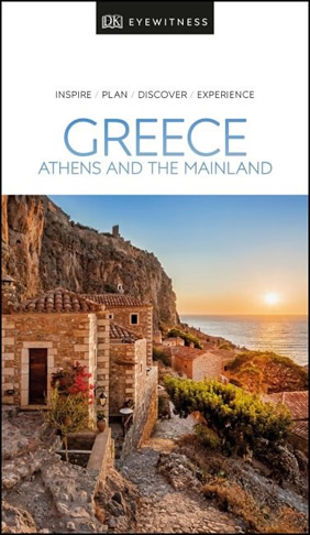 Greece DK Eyewitness Travel Guide