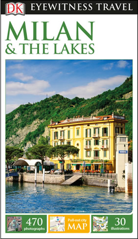 DK Milan & The Lakes travel guide