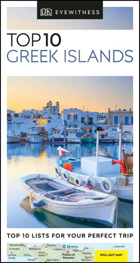 Top 10 Greek Islands - DK Eyewitness Travel Guide