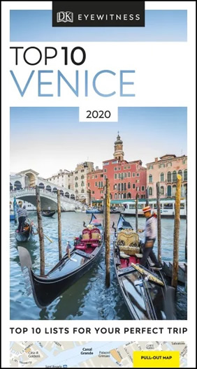 DK Top 10 Venice travel guide 2020