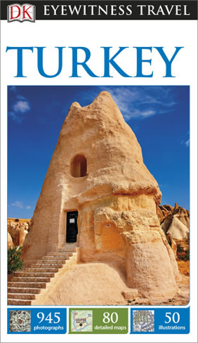 Turkey DK Eyewitness Travel Guide
