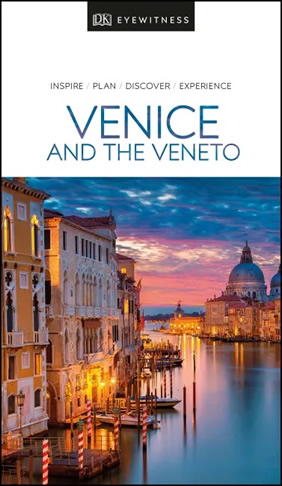 DK Eyewitness Venice & Veneto travel guide