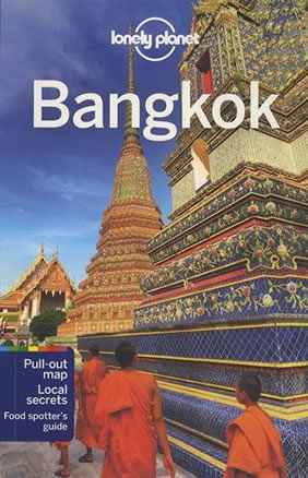 Lonely Planet Bangkok City Guide