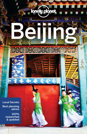 Lonely Planet Beijing travel guide