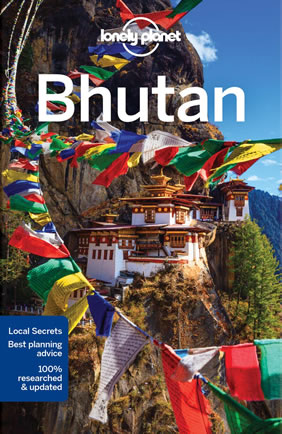 Lonely Planet Bhutan Travel Guide