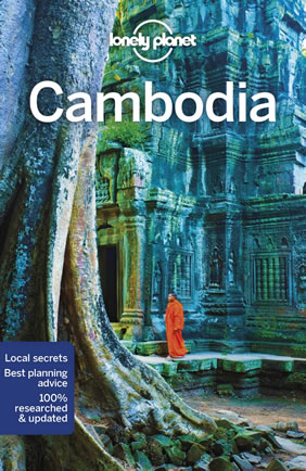 Lonely Planet Cambodia Travel Guide