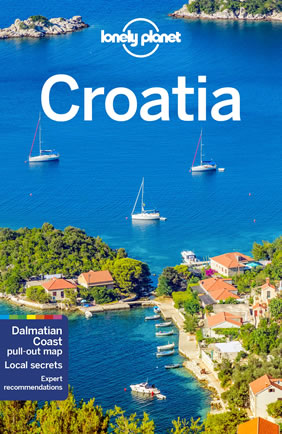 Lonely Planet Croatia Travel Guide
