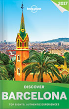 Lonely Planet Discover Barcelona travel guide