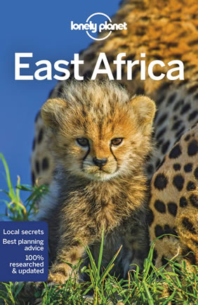 Lonely Planet East Africa Travel Guide