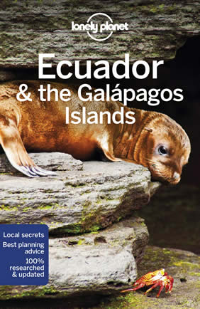 Lonely Planet Ecuador travel guide
