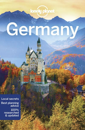 Lonely Planet Germany Travel Guide