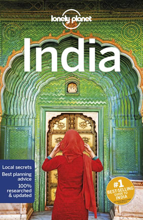 Lonely Planet India Travel Guide