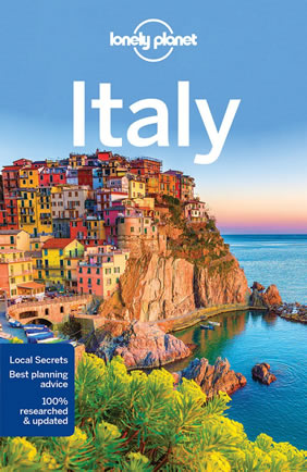 Lonely Planet Italy Travel Guide
