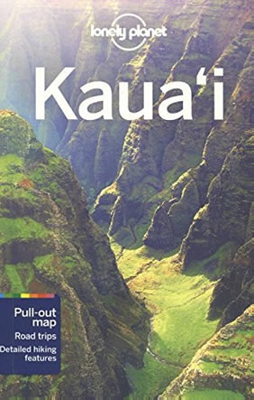 Lonely Planet Kauai travel guide