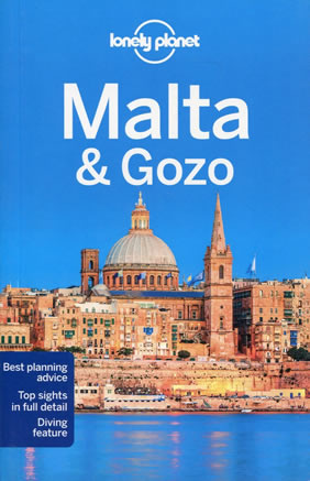 Lonely Planet Malta Travel Guide