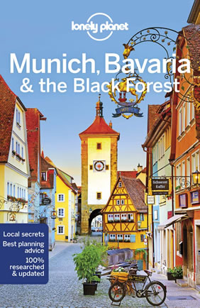 Lonely Planet Munich & Bavaria Travel Guide