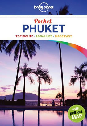 Pocket Phuket Lonely Planet Travel Guide