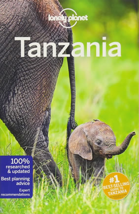 Lonely Planet Tanzania travel guide