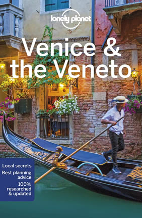 Lonely Planet Venice & Veneto travel guide
