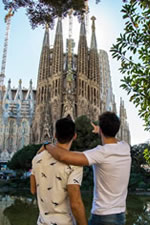 Barcelona Spain Gay Tour