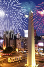 Buenos Aires Gay New Year's tour