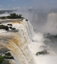 Iguazu Falls Gay Tour