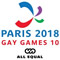 Paris Gay Games 2018