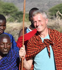 Tanzania Luxury Gay Safari Tour