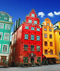The Best of Scandinavia Deluxe Gay Tour