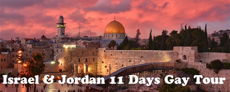 Gay Group Trip: 8 Days In Israel