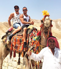 Israel & Jordan gay group tour