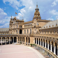 Seville, Spain gay tour