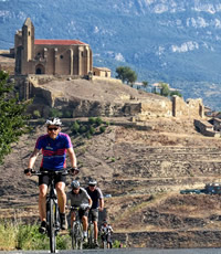Spain's Camino de Santiago Gay Cycling Tour