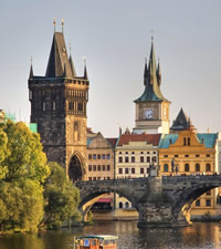 Central Europe Capitals Gay Tour