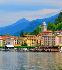 Lake Como Italy Gay Adventure Tour