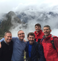 Incan Trails Gay Hiking Trip to Machu Picchu