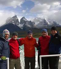 Patagonia Chile Gay Adventure Tour - Bottom of the World