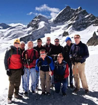 Switzerland Gay Hiking Tour
